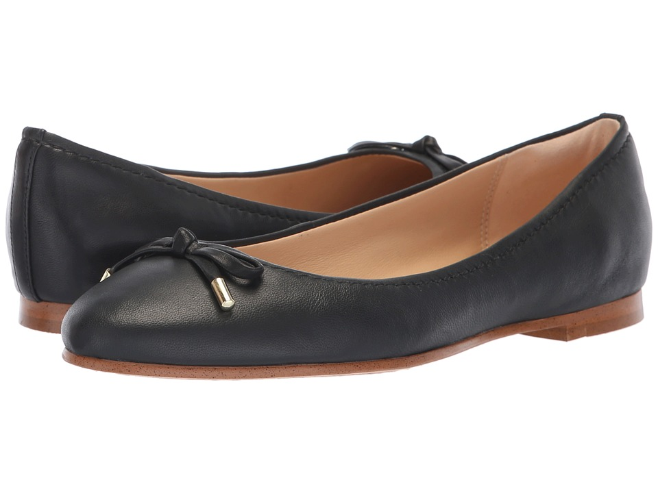 Clarks Grace Lily (Black Leather) Women's Shoes