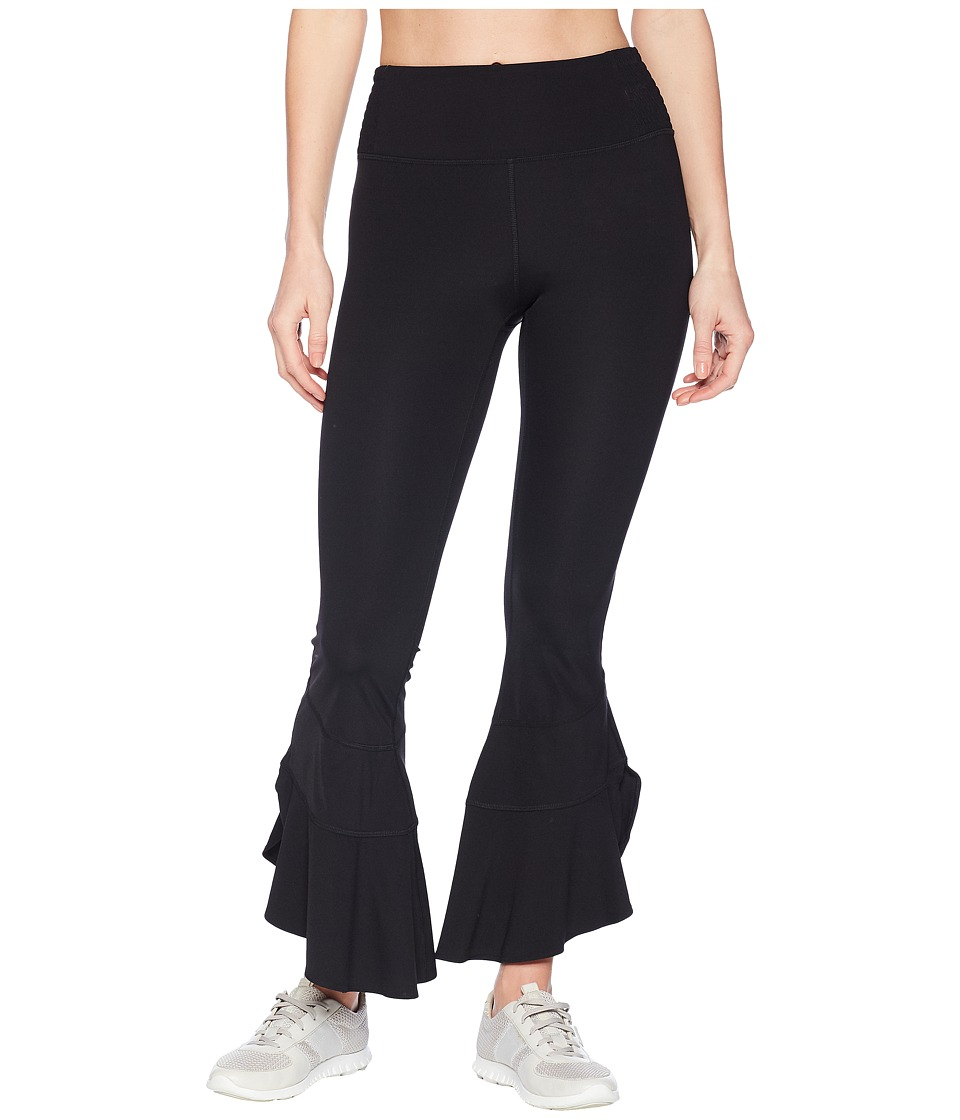 Free People Movement - Starlight Pants (Black) Womens Casual Pants