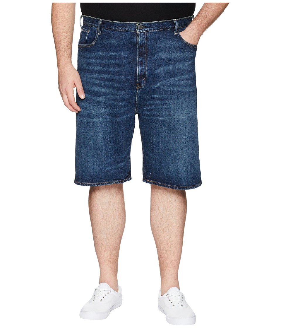 Levis(r) Big & Tall - Big Tall 569tm Loose Straight 5-Pocket Shorts (Garland) Mens Shorts