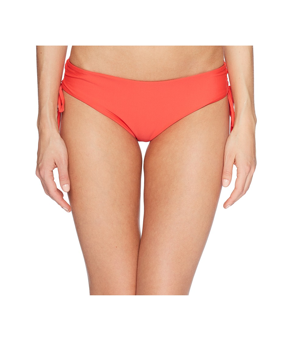 Luli Fama - Viva Cuba Drawstring Side Full Bottom (Girl on Fire) Womens Swimwear