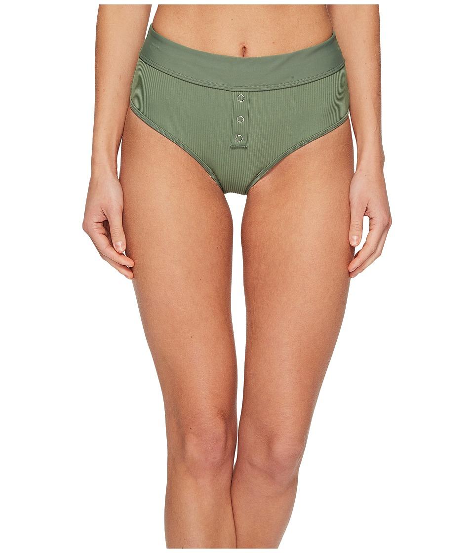 Body Glove - Ibiza Retro Bikini Bottom (Cactus) Womens Swimwear