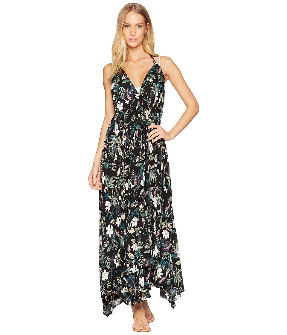 Kate Spade New York Playa Carmen Halter Maxi Dress Cover-Up S81836-001