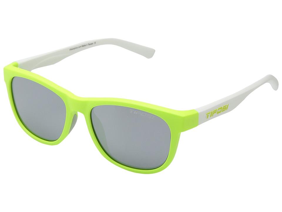 Tifosi Optics Swank (Neon/Frost) Athletic Performance Sport Sunglasses