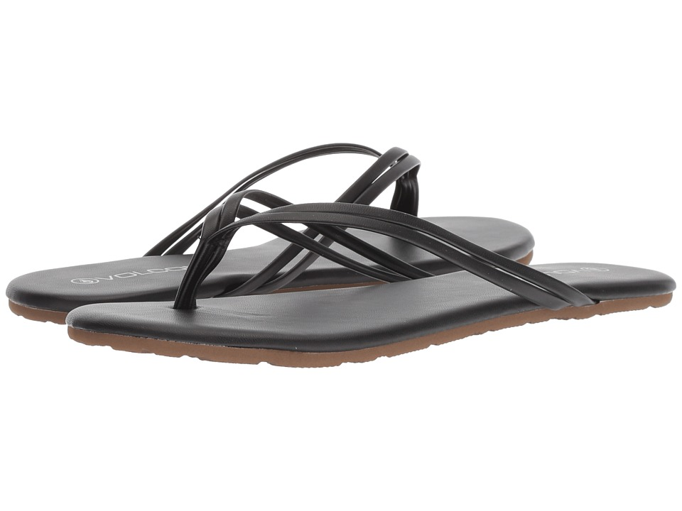 Volcom Wrapped Up (Black) Sandals