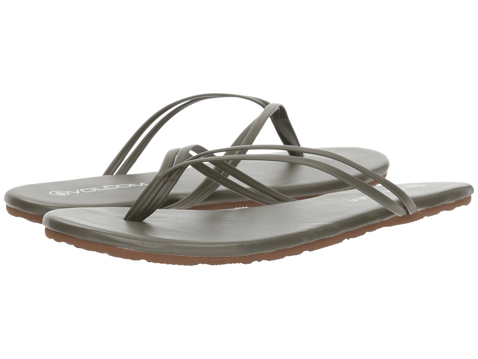 Volcom Wrapped Up (Dark Camo) Sandals