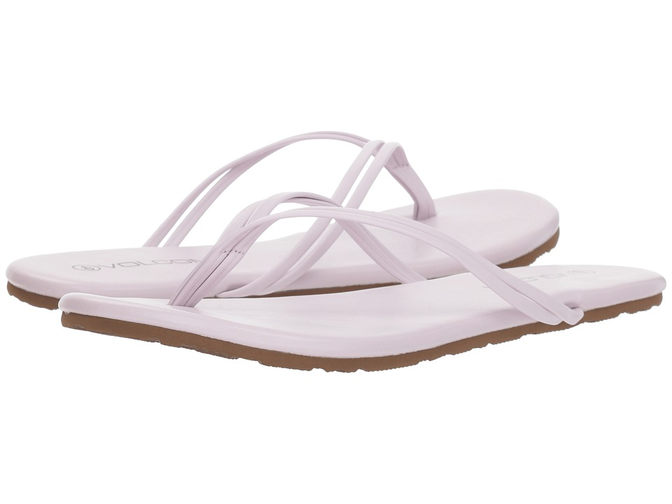 Volcom Wrapped Up (Light Purple) Sandals