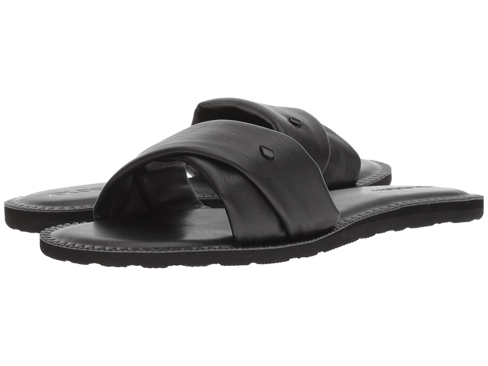 Volcom Hawthorne (Black) Sandals