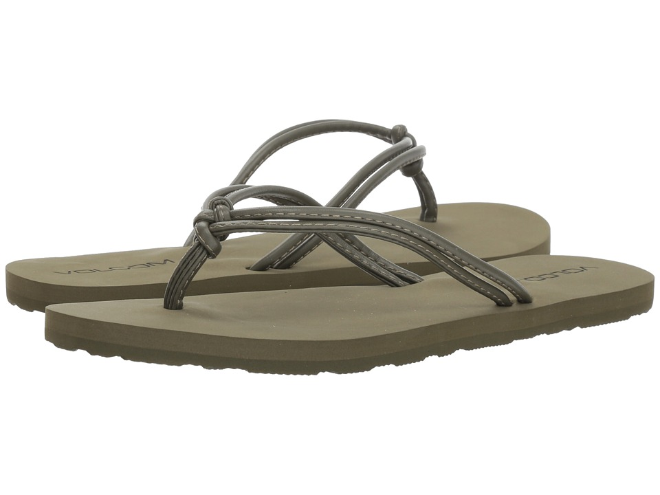 Volcom Forever Solid (Dark Camo) Sandals
