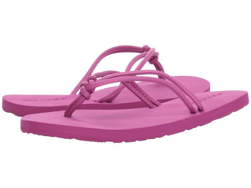 Volcom Forever Solid (Paradise Purple) Sandals