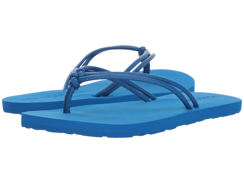 Volcom Forever Solid (True Blue) Sandals