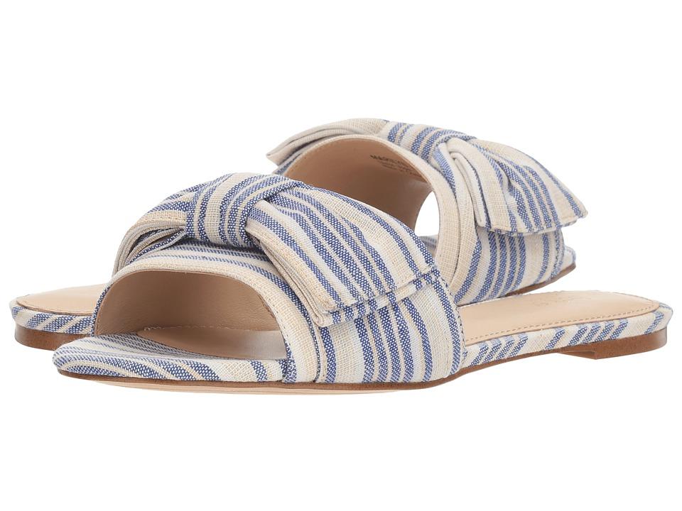 Botkier Marilyn (Blue Stripe) Women's Shoes