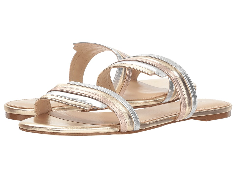Botkier Maisie (Ivory Multi) Women's Shoes