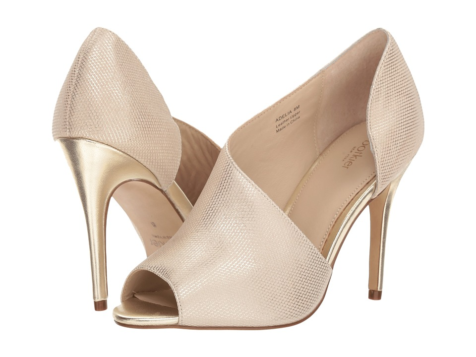 Botkier Adelia (Gold Shimmer) Women's Shoes