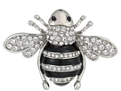 Nina Enamelled Honey Bee Brooch