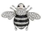Nina Nina Enamelled Honey Bee Brooch
