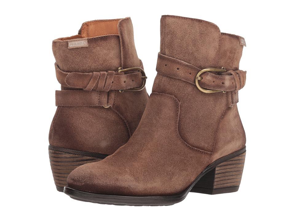 Pikolinos Baqueira W9M-8563SO (Stone) Women's Shoes