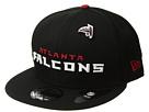 New Era New Era Atlanta Falcons Pinned Snap