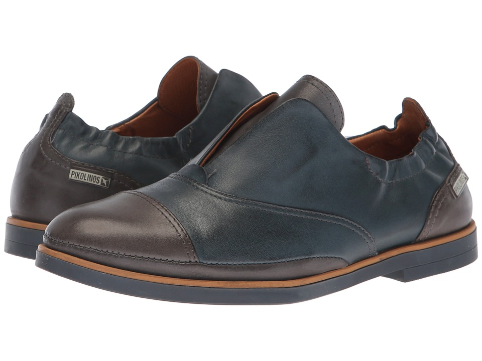 Pikolinos Santorini W3V-4765C1 (Ocean Lead) Women's Shoes
