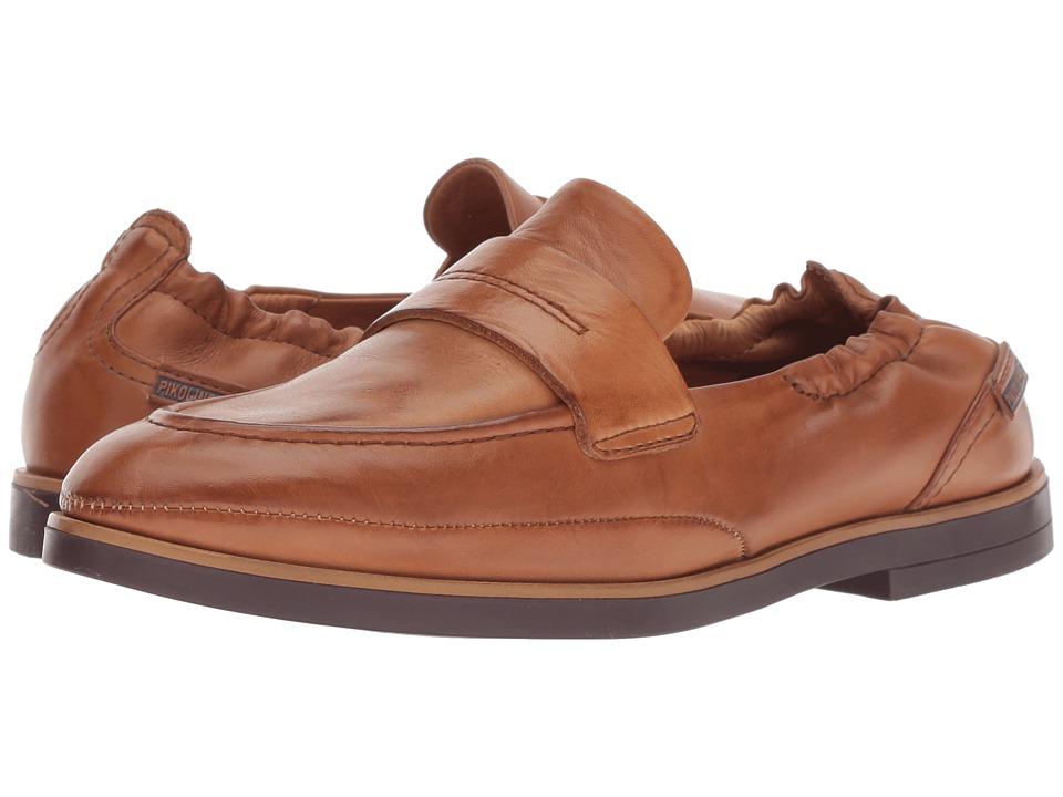 Pikolinos Santorini W3V-3720 (Brandy) Women's Shoes