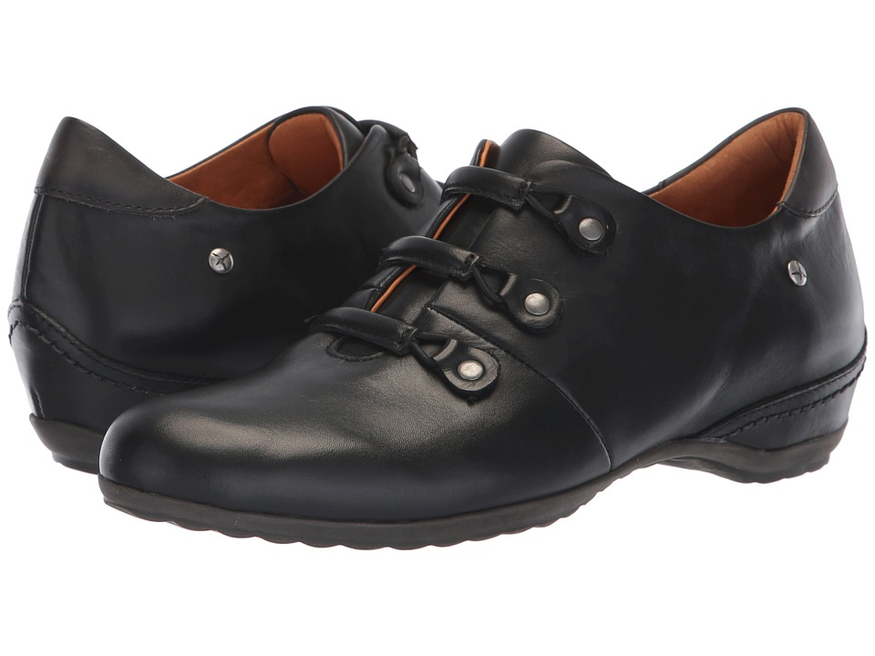 Pikolinos Venezia 968-4754 (Black Lead) Women's Shoes