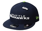 New Era Seattle Seahawks Pinned Snap
