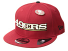 New Era San Francisco 49ers Pinned Snap