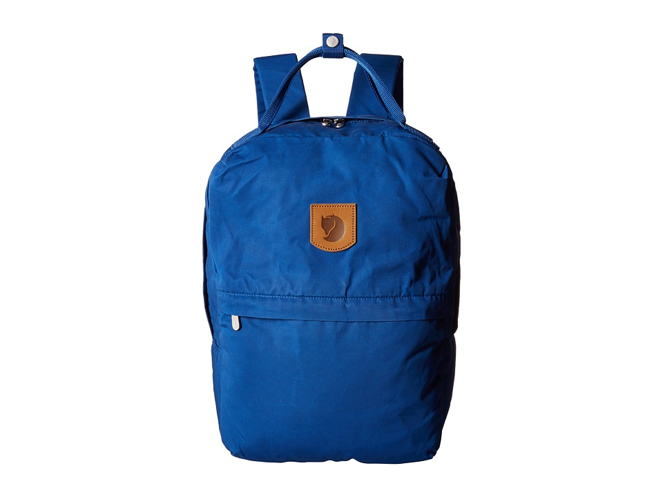 Fjallraven - Greenland Zip Large (Deep Blue) Backpack Bags