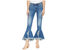 Blank NYC Blank NYC Denim Ruffle Bottom Jeans in X-Factor