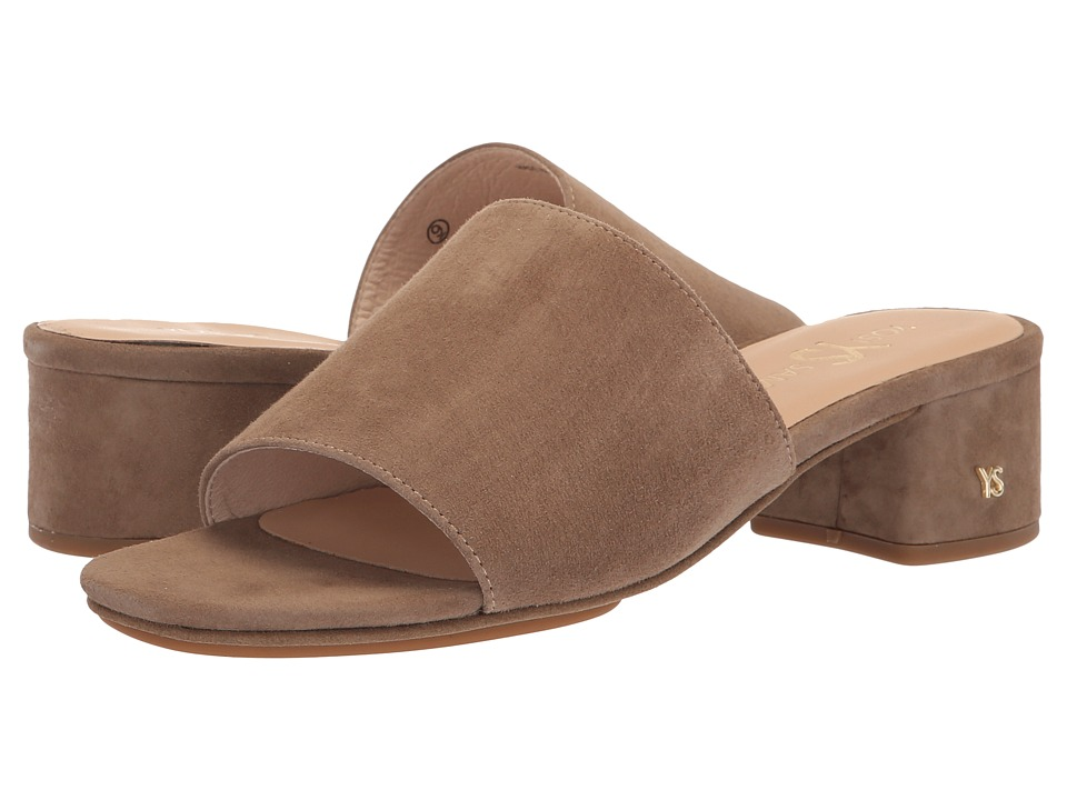 Yosi Samra Drea (Stone Suede) Women's Shoes