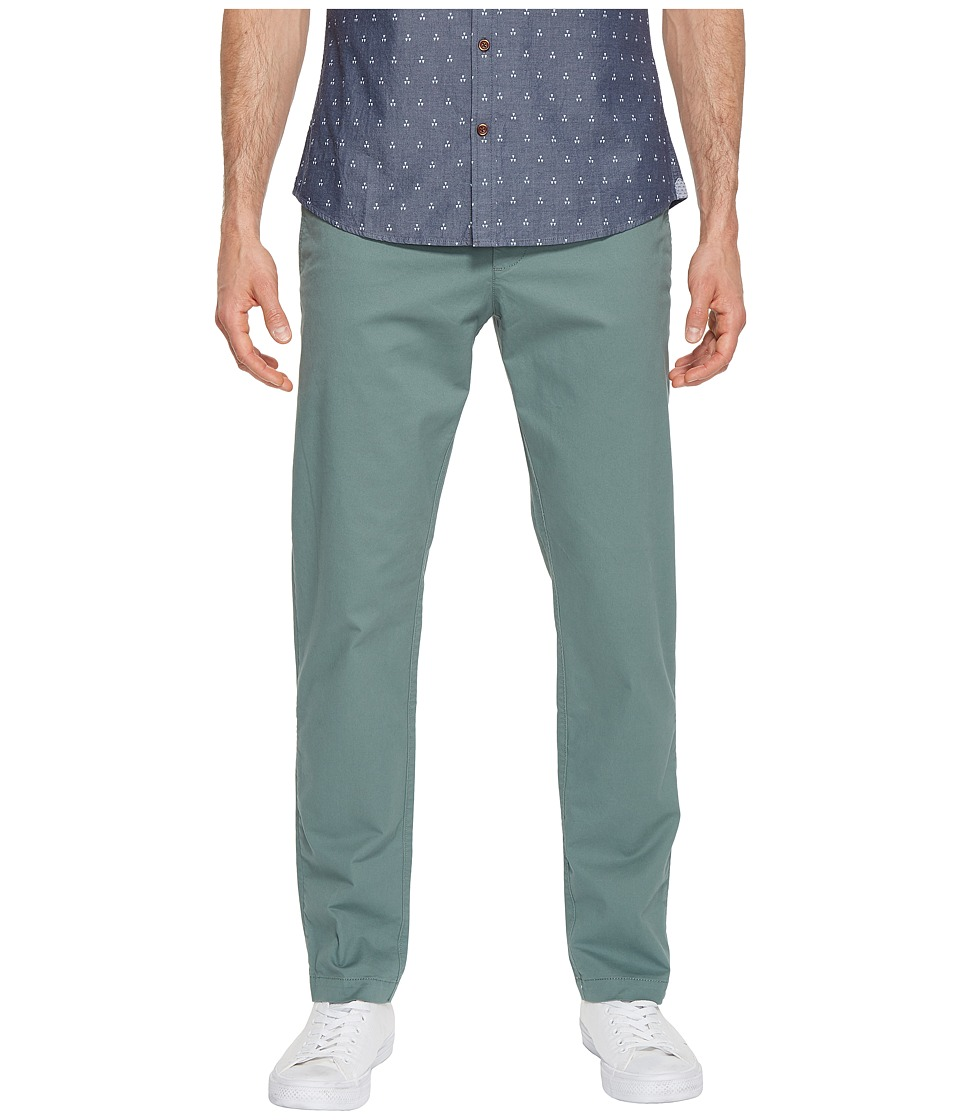 Original Penguin - P55 Slim Stretch Chino Pants (Duck Green) Mens Casual Pants