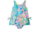 Lilly Pulitzer Kids UPF 50+ Little Lilly Swimsuit (Toddler/Little Kids/Big Kids)