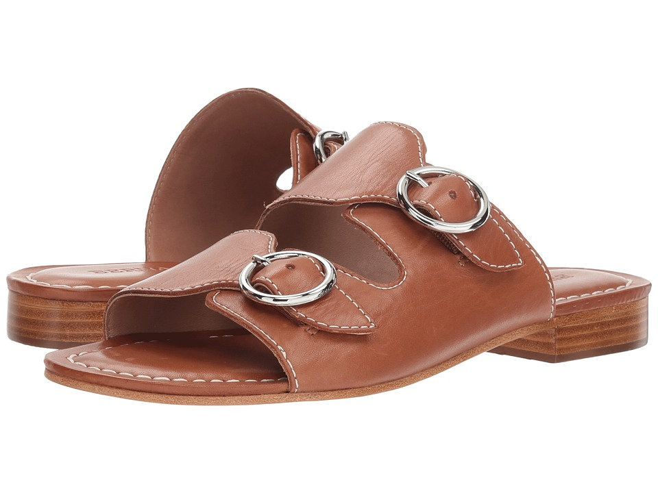 Bernardo Tobi (Luggage) Sandals