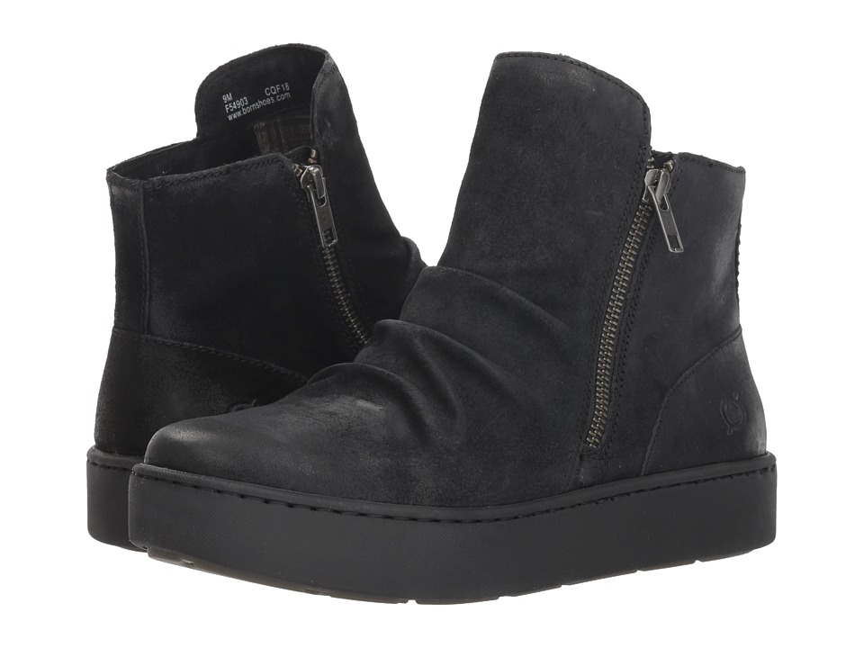 Born Scone (Black) Women's Shoes