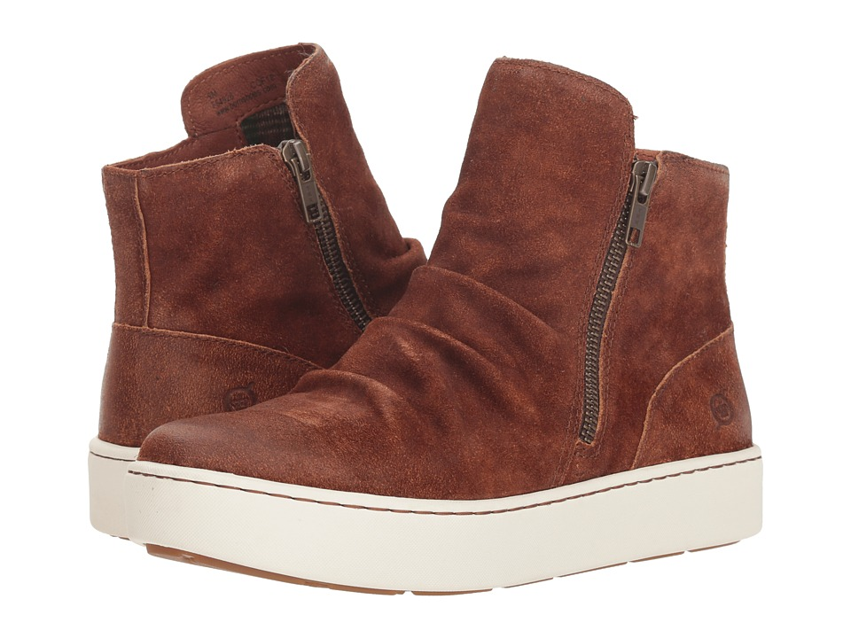 Born Scone (Rust) Women's Shoes