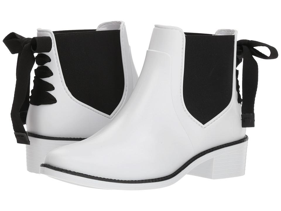 Bernardo - Paige Rain (White) Womens Rain Boots