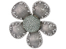 Marc Jacobs Marc Jacobs Pave Petal Daisy Brooch