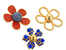 Marc Jacobs Marc Jacobs Daisy Pave Brooch Set