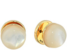 Marc Jacobs Marc Jacobs Medallion Studs Earrings