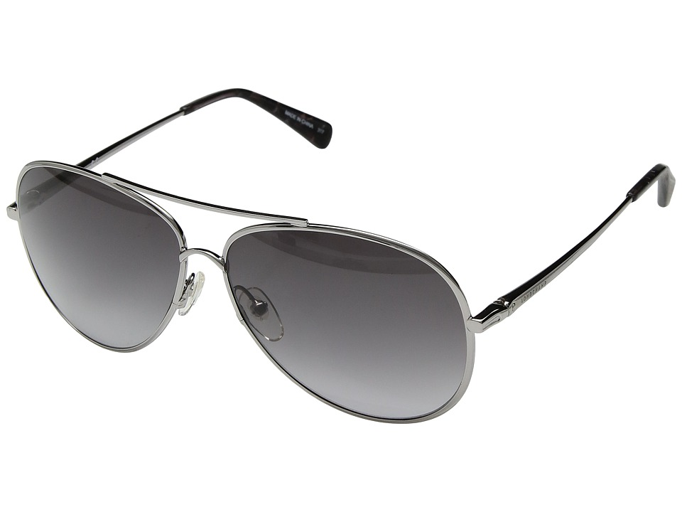 Longchamp - LO104SL (Gunmetal/Grey) Fashion Sunglasses