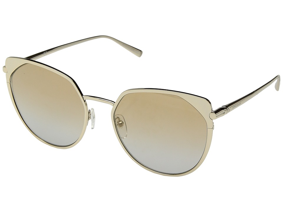 Longchamp - LO102SL (Gold/Flash Gold) Fashion Sunglasses