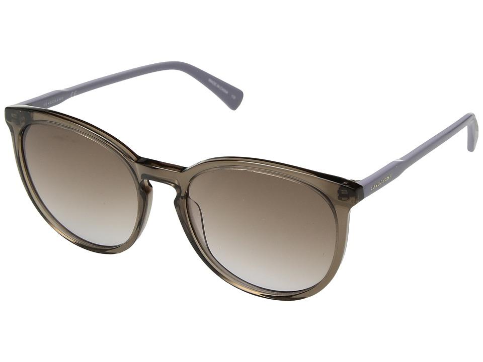 Longchamp - LO606SL (Turtledove/Violet/Rose) Fashion Sunglasses