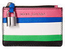 Marc Jacobs Marc Jacobs The Grind Color Blocked Top Zip Wallet