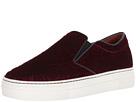 Etro Velvet Slip-On Sneaker
