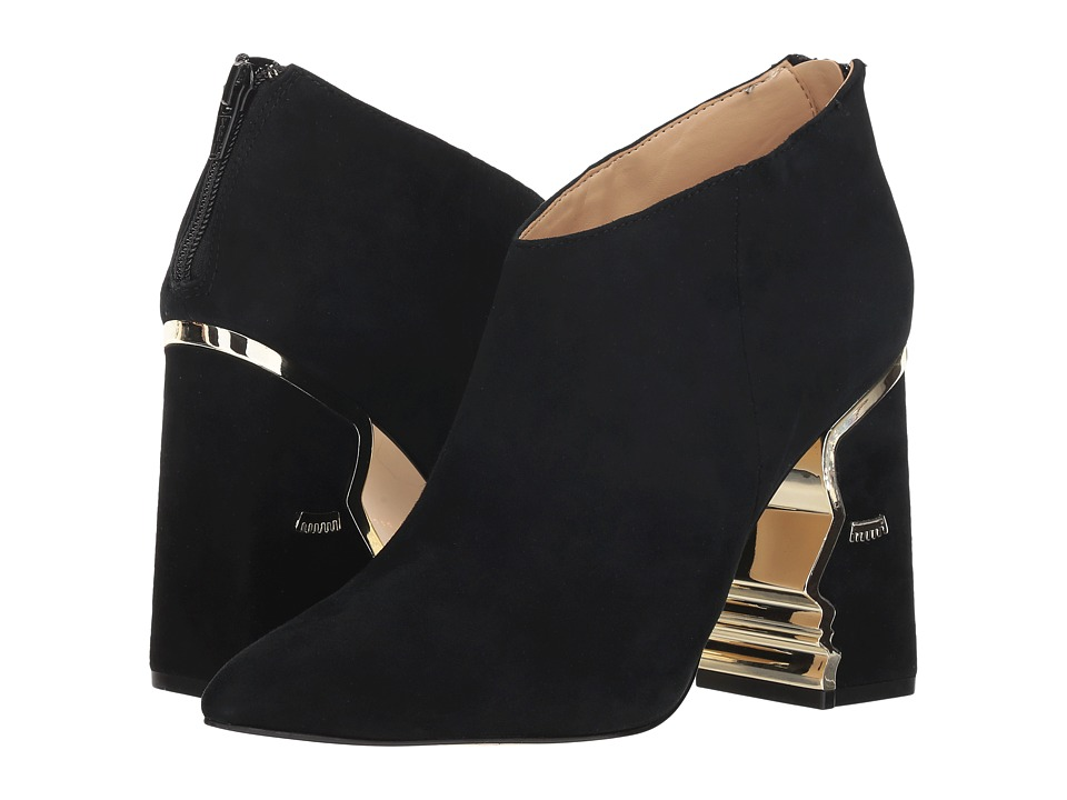 Katy Perry The Gypsy (Black Suede) Women's Shoes