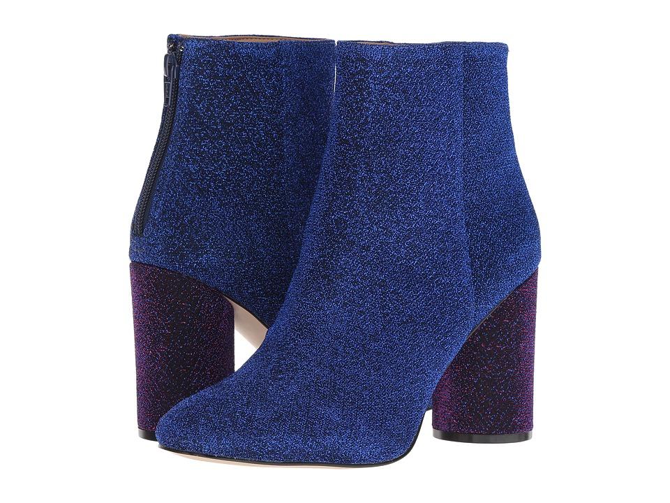 Katy Perry The Mayari (Space Blue Metallic Stret) Women's Shoes