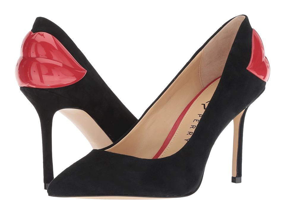 Katy Perry The Femi (Black Suede) Women's Shoes