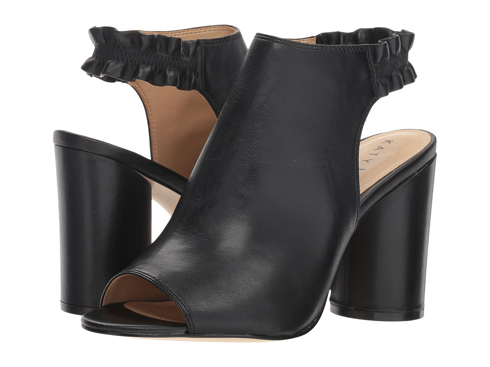 Katy Perry The Jocelyn (Black Nappa) Women's Shoes