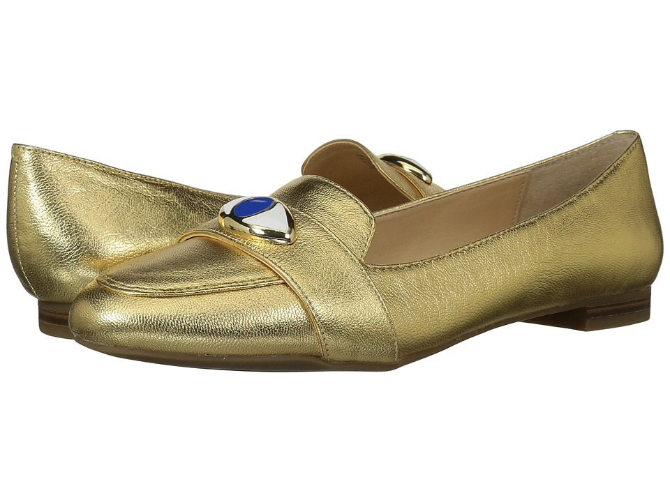 Katy Perry The Harper (Gold Tumbled Metallic) Women's Shoes