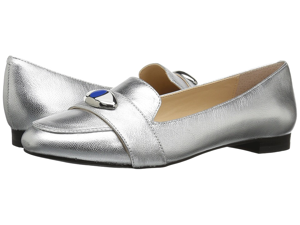 Katy Perry The Harper (Silver Tumbled Metallic) Women's Shoes