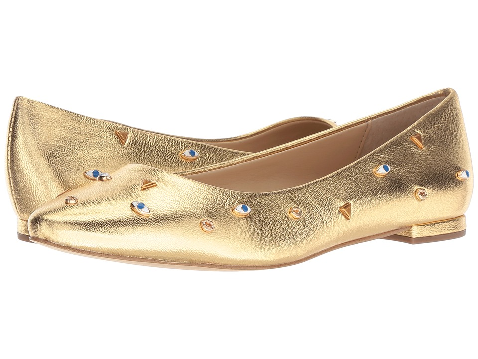 Katy Perry The Bella (Gold Tumbled Metallic) Women's Shoes